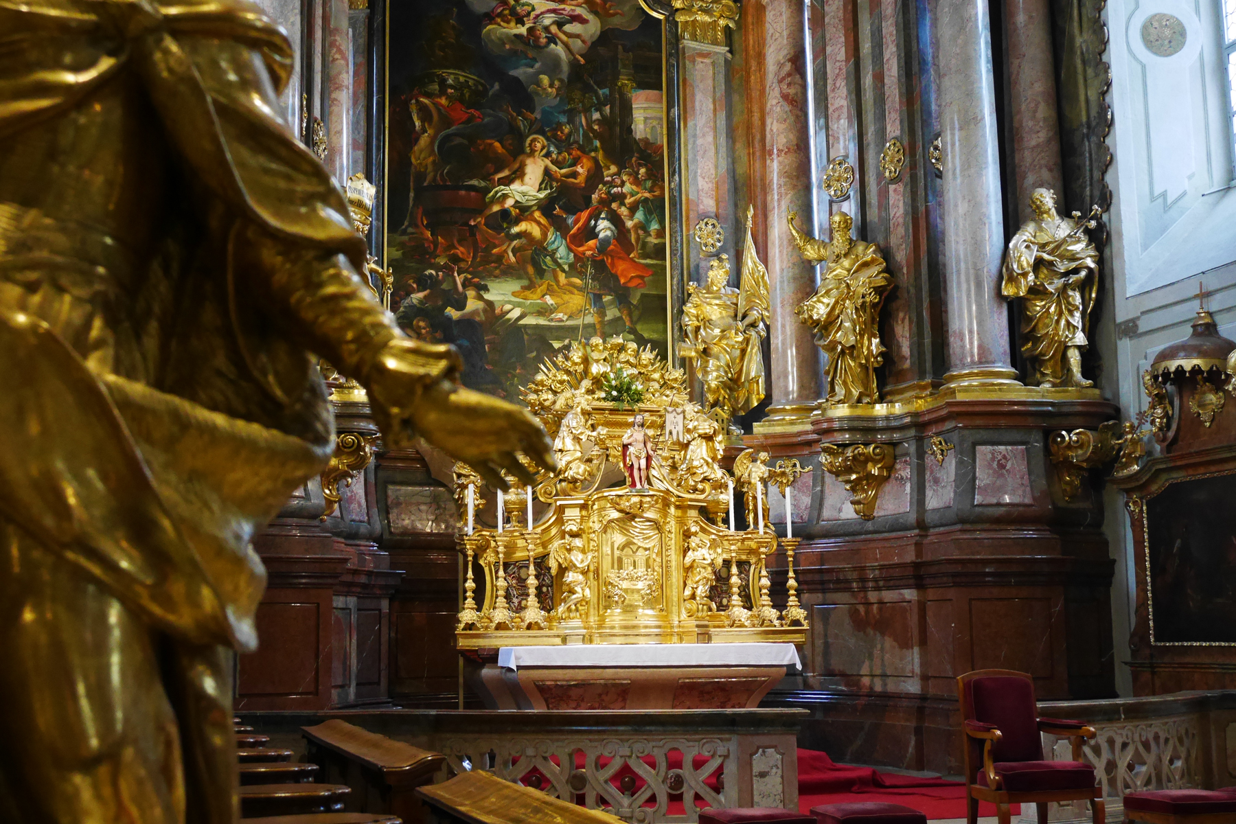 Parish Church of St. Vitus, Krems